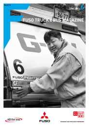 JUN 2013 - Mitsubishi Fuso Truck and Bus Corporation