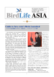 Guide to Save Asia`s Birds Launched - Documents